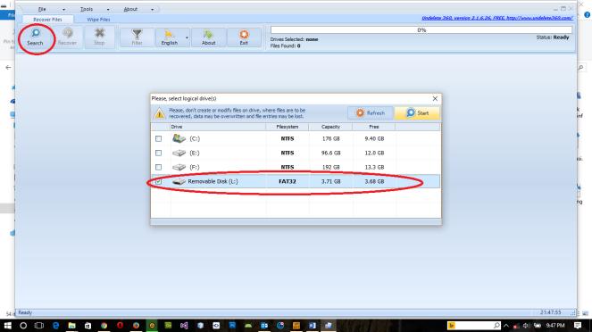 Cara Mengembalikan File Yang Terhapus Permanen di PC/Flashdisk ...